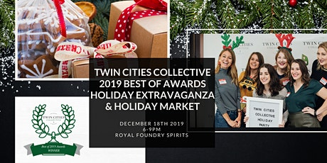 2019 Best of Awards Holiday Extravaganza & Holiday Market tickets