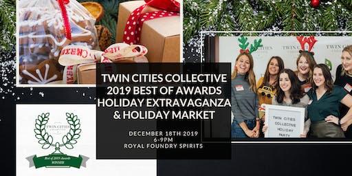 2019 Best of Awards Holiday Extravaganza & Holiday Market