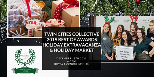 2019 Best of Awards Holiday Extravaganza & Holiday Market