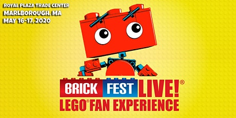 Brick Fest Live LEGO® Fan Experience (Marlborough, MA) tickets