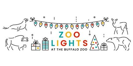 Zoo Lights at the Buffalo Zoo tickets