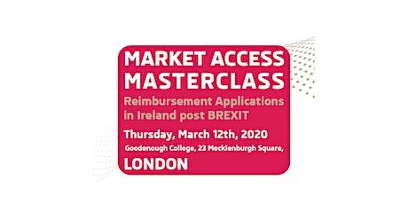 Market Access Masterclass tickets
