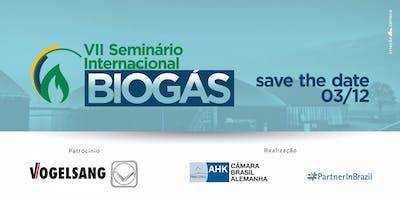 Seminário Internacional de Biogás