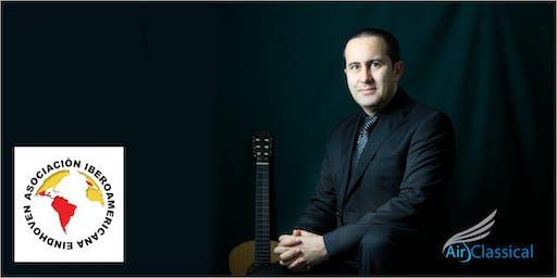 Eindhoven| Gitaar concert | José Manuel Dapena uit Spanje