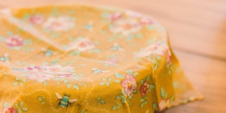 Beeswax Wraps - Sparkle Your Christmas Workshop  tickets
