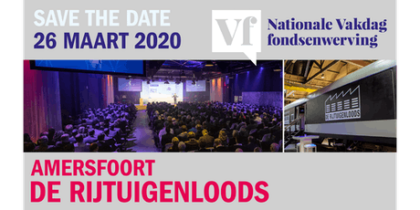 Nationale Vakdag fondsenwerving 2020 tickets