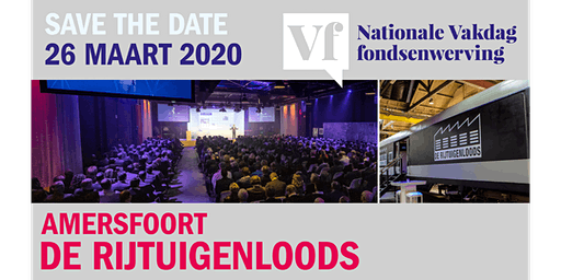 Nationale Vakdag fondsenwerving 2020