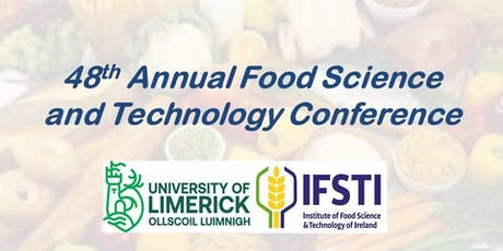 48th Annual Food Science and Technology Conference tickets