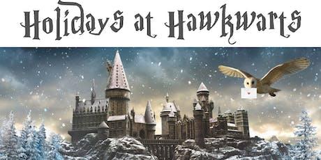 Holidays at Hawkwarts tickets