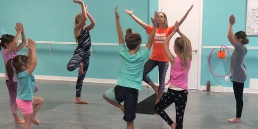 YOGAPL3Y Class for Ages 9-12
