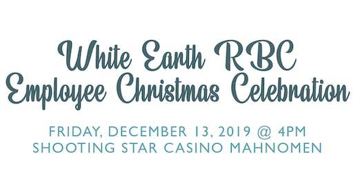 White Earth RBC Employee Christmas Celebration