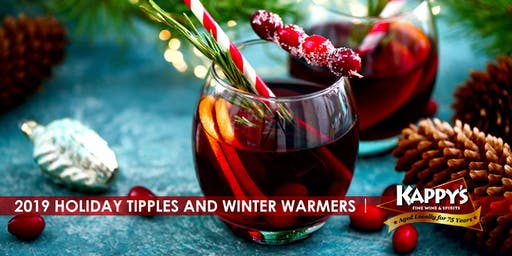 2019 Holiday Tipples and Winter Warmers