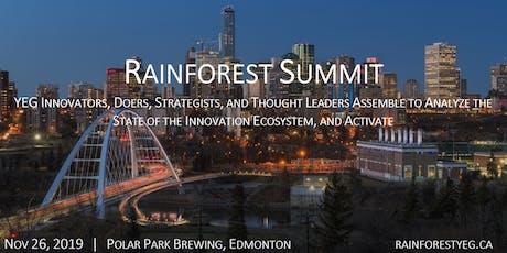 Rainforest Summit #4 tickets