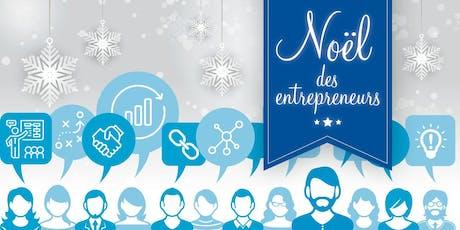 Noël des entrepreneurs tickets