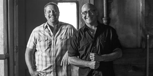 Ken Block and Drew Copeland of Sister Hazel