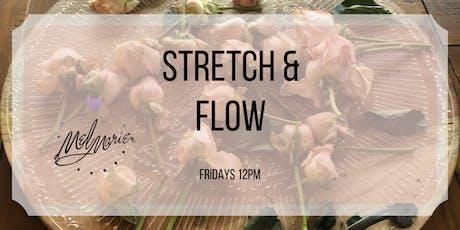Stretch & Flow tickets