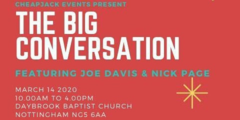Mid Faith Crisis - The BIG conversation
