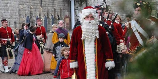 30th Annual Victorian Christmas at Halifax Citadel National Historic Site