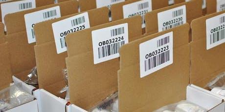 Logistics for Clinical Trials tickets