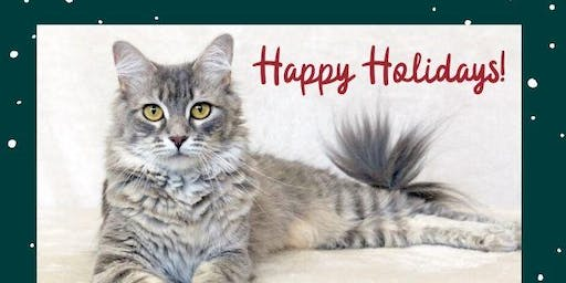 Animal House Holiday Purr-ty 2019