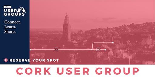Cork Alteryx User Group Q4 2019 Meeting