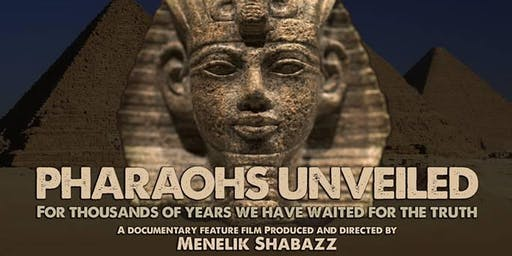 PHARAOHS UNVEILED  AND CULTURAL MARKET