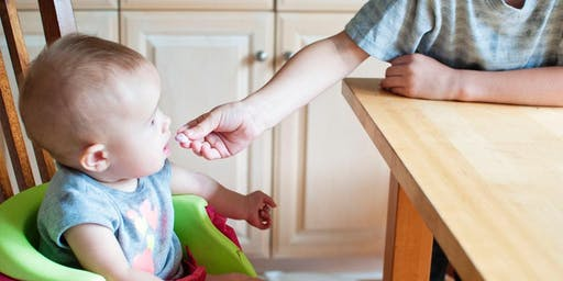 Free Baby Weaning Class