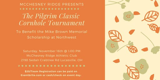 Pilgrim Classic Cornhole Tournament
