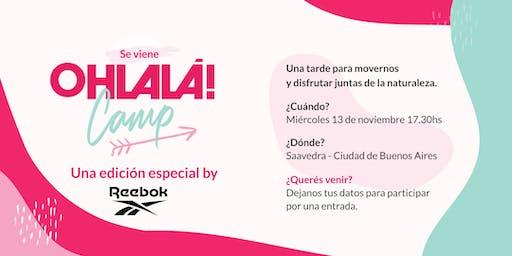 SORTEO | ENTRADAS PARA OHLALÁ CAMP!