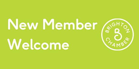 New Member Welcome, 14 January (members only)  tickets