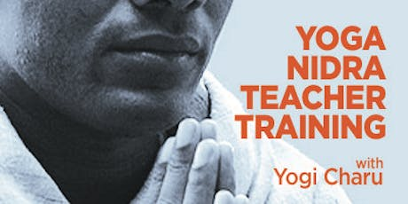 Yoga Nidra Teacher Training with Yogi Charu (regular) tickets