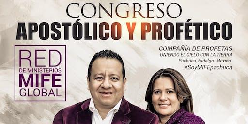 CONGRESO APOSTÓLICO Y PROFÉTICO   UNIENDO EL CIELO CON LA TIERRA