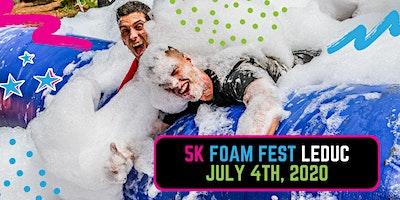 The 5K Foam Fest - Edmonton/Leduc, AB 2020