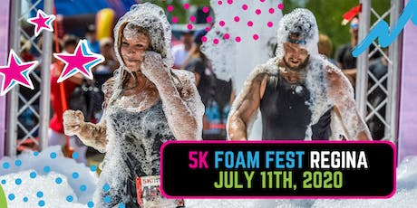 The 5K Foam Fest - Regina, SK tickets