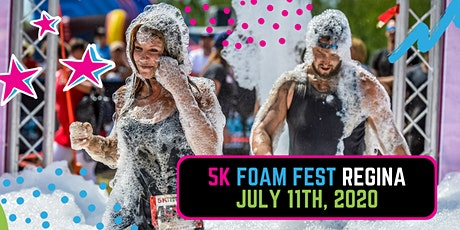 The 5K Foam Fest - Regina, SK 2020 tickets