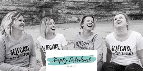 Simply Sisterhood Cardiff - Live April Event tickets