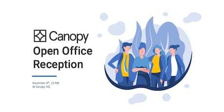 Open Office Reception tickets