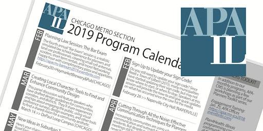 APA CMS 2020 Event Programming Meeting