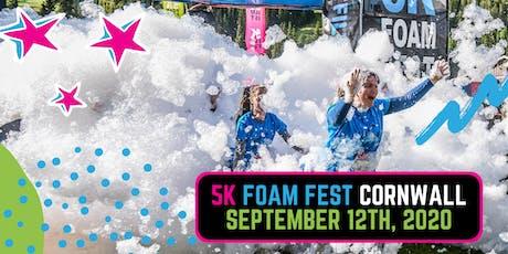 The 5K Foam Fest - Cornwall, ON tickets
