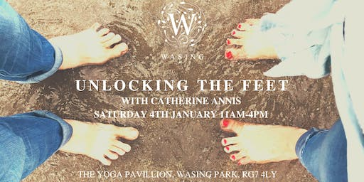 Unlocking the Feet - A Workshop with Catherine Annis