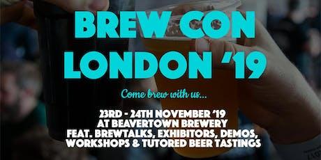 BREW CON London '19 tickets