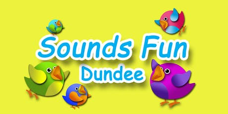 Sounds Fun: Dundee tickets
