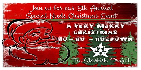 Our 5th Annual Special Needs Christmas Party tickets