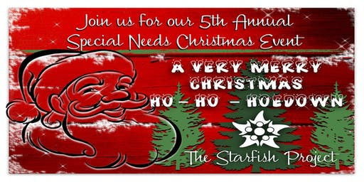 Our 5th Annual Special Needs Christmas Party
