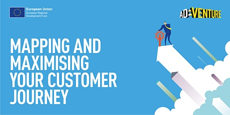 Adventure Business Workshop in Bradford - Mapping & Maximising Your Customer Journey  tickets