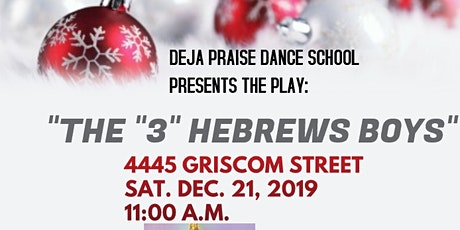 holiday play tickets