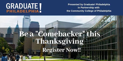 Adult Information Session - Be A Comebacker