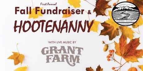 LCFA 1st Annual Hootenany tickets