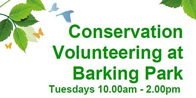 Conservation Volunteers - CANCELLED UNTIL FURTHER