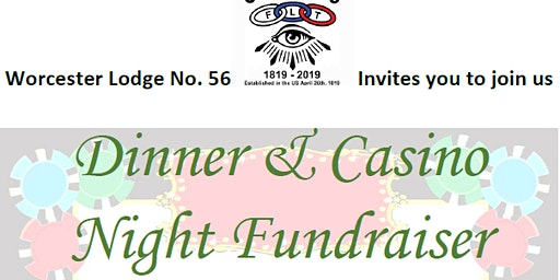 Dinner & Casino Night Fundraiser